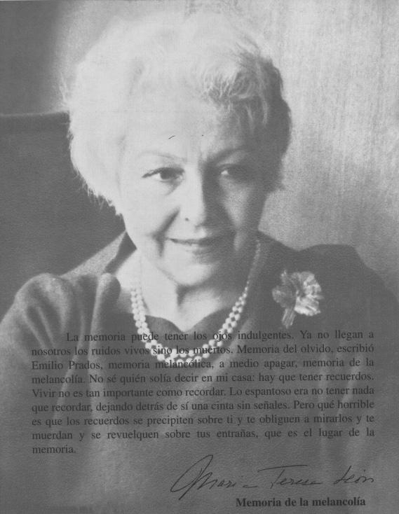 Día Internacional de la Mujer -8 de marzo  MariaTeresa2
